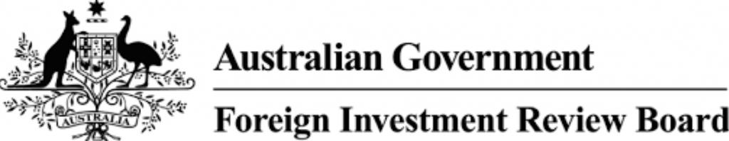 FIRB australian logo