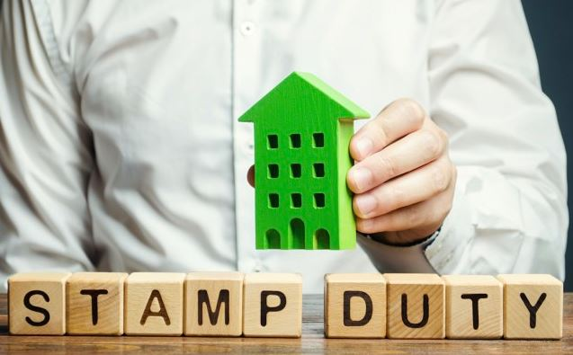 stamp duty and green house